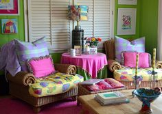 My Beach house on Lisa Mende Design