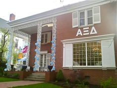 alpha xi delta, ohio university, wayhaven univers