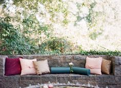 Pretty Wedding Colors - On SMP: http://www.stylemepretty.com/2013/11/25/irish-castle-inspiration-shoot-from-chris-isham-photography   Photography: Chris Isham