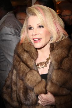 R.I.P. Joan Rivers. Thanks for always keepin' it real.