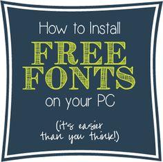 chalkboards, bliss road, chalkboard fonts, free font, names, instal font, name change, homes, instal free
