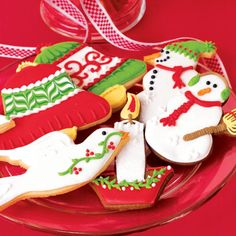 gingerbread-cookies-Delish and decorating can be a great activity.