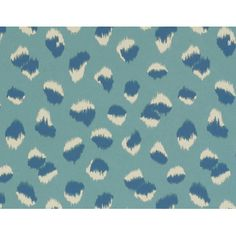 GWP-3306.313 Feline Paper Lake/Slate by Groundworks
