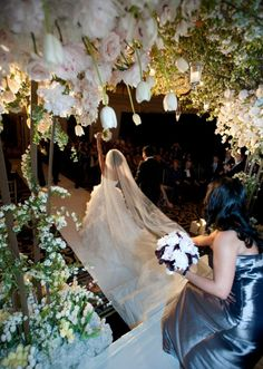 A classic ceremony in the historic Villard mansion at The New York Palace