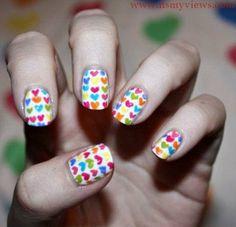 beautiful-multi-color-nail-art-design-picture-2013-2014