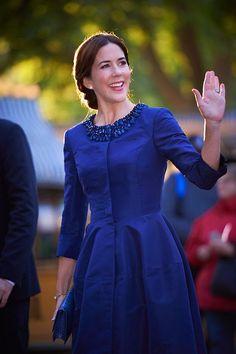 Crown Princess Mary | MYROYALS &HOLLYWOOD FASHİON