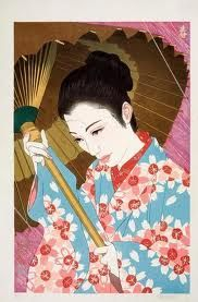 Paul Binnie--Contemporary homage to the woodblock print