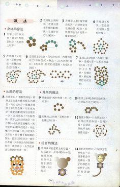 Beaded Monkey - Beaded Jewelry Patterns