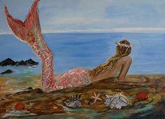 """#mermaid """"Mermaid Beauty"""""""