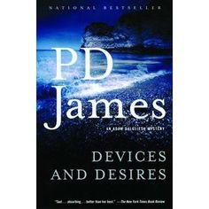 Image detail for -Walmart.com: Devices and Desires, James, P. D.: Literature & Fiction