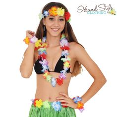 Lei-Set multi-colour