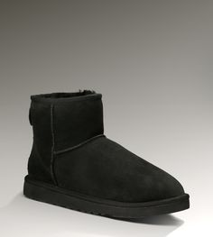 UGG Womens Classic Mini Black $98 : UGG Outlet, Cheap UGG Boots Outlet Online, 50%-70% Off!