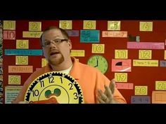 Need a fun song to help your kiddos learn how to tell time?  Look no further!  This little tune will teach your class o'clock, somethin' thirty, somethin' fifteen and somethin' forty-five!  For more songs like this head to TeacherTipster.com!