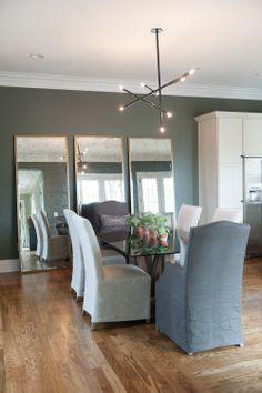 Amazing lighting // Lexington Residence » Hannah Maple Studio