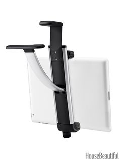 iPad mount for kitchens--New Technology Gadgets 2012 - High Tech Gadgets 2012 - House Beautiful