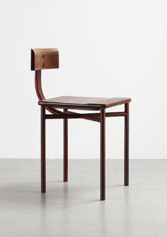ViaTumblr: ifeonsundays: Jean Prouvé, Cité-chair, 1932, by Ateliers Jean Prouvé. Courtesy: Collection Laurence and Patrick Seguin, © Galerie Patrick Seguin. / Klat Magazine