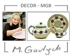 Polish Pottery - Manufaktura Boleslawiec