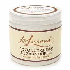 This body scrub is wonderful - it makes you feel like you were transported to a Hawaiian island.