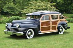 Chrysler Windsor Town Country sedan