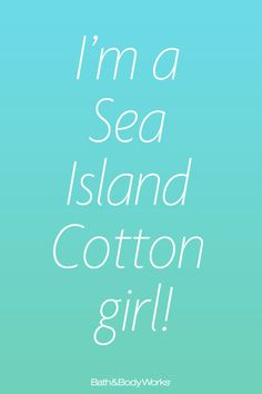 Breezy beautiful. #SeaIslandCotton