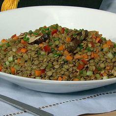 Daphne Oz's Lentil Salad