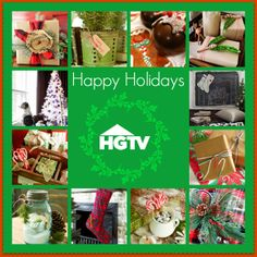 We hope you've enjoyed our pin party at HGTV's #HolidayHouse.  We'd like to thank our special guest, @Casey Noble, for joining us tonight.  If you loved what you saw, be sure to leave a comment and repin.  Happy Holidays & Happy Pinning!