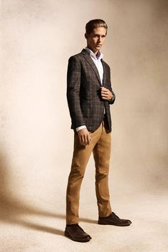 Massimo Dutti September '12 lookbook jacket