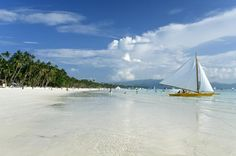 Relax on White Beach, Boracay Island, Philippines - TripBucket