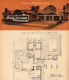 Great mid-century modern design