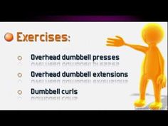 How to tone your arms | How to lose arm fat | Flabby Arms