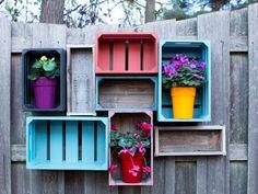 Create a Rustic Garden Center