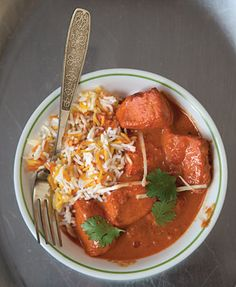 Chicken Tikka Masala - I am just getting into cooking Indian food, can't wait to give this a try!