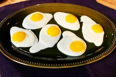 PW's Perfect Sunny-Side Up Eggs
