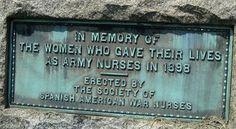 Spanish-American War Nurses