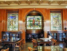 Armstrong Browning Library at Baylor University - Waco, Texas