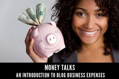 Getting the lowdown on blogger business expenses