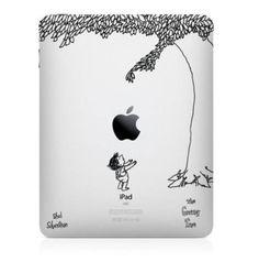 The Giving Tree iPad Decal
