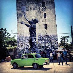 JR x Jose Parla In Havana