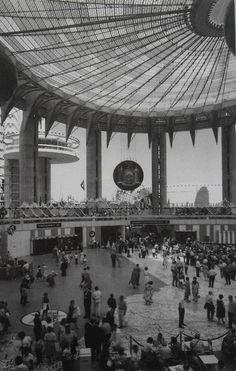 Vintage New York City prints - 1964 World's Fair Pavilions