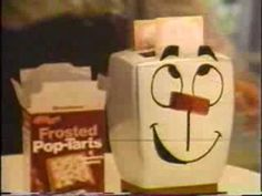 Pop-Tarts commercial from the 1970's.