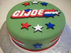 gi joe cake - Google Search