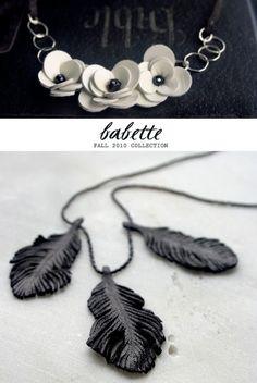 leather jewelry by bonnie