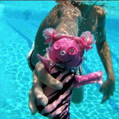 Trixie Tami water ballet