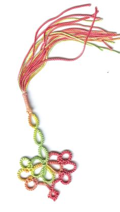 Pattern - tatting