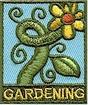 Girl Scout Fun Patches. Gardening Fun Patch. More on PatchFun.com