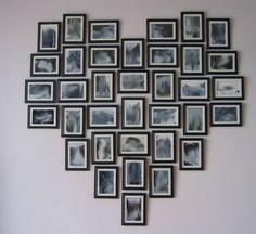 OMG I <3 it!!!!  The back wall 36 frames