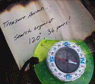 Week 24 Compass Treasure Hunt
