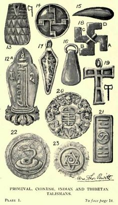 Comparative amulets