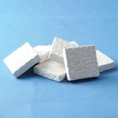 Miniature White Pavers