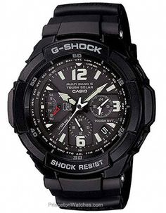 Casio G-Shock Atomic Solar Multi-Band 6 Aviation